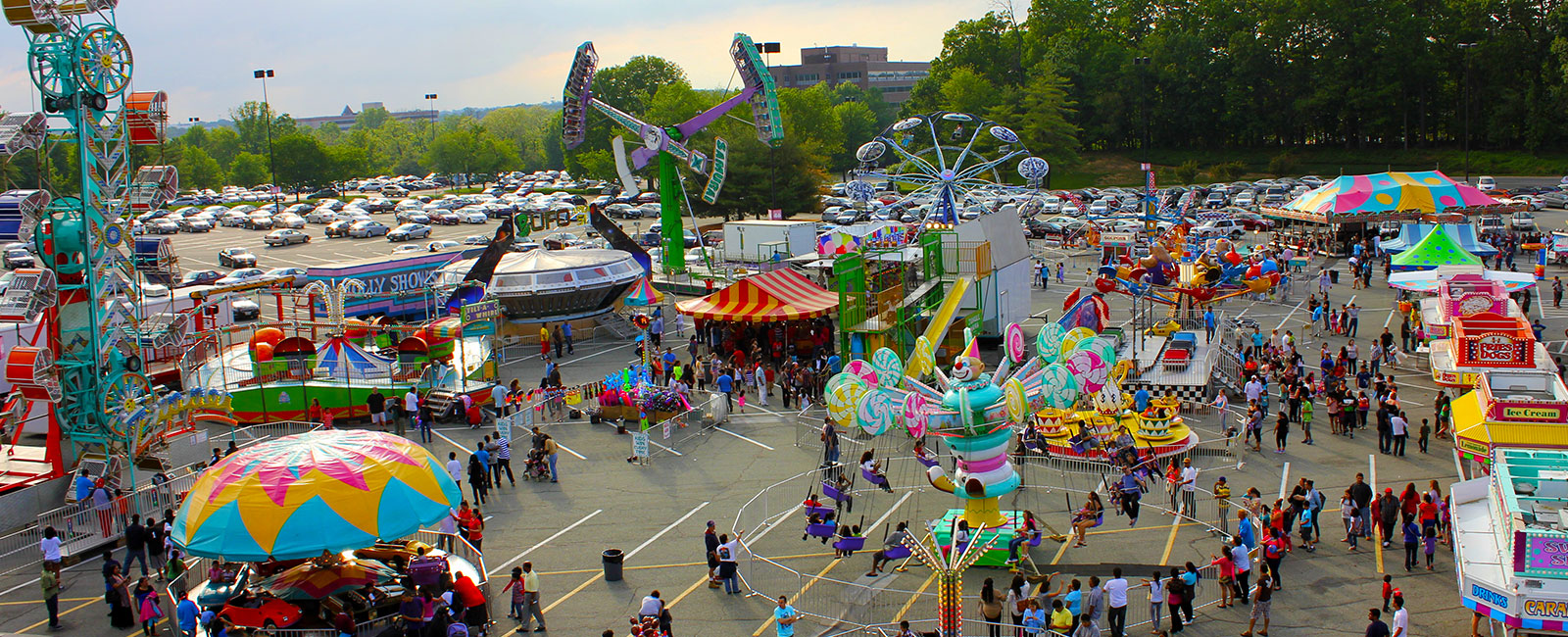 Maryland Carnivals - Jolly Shows